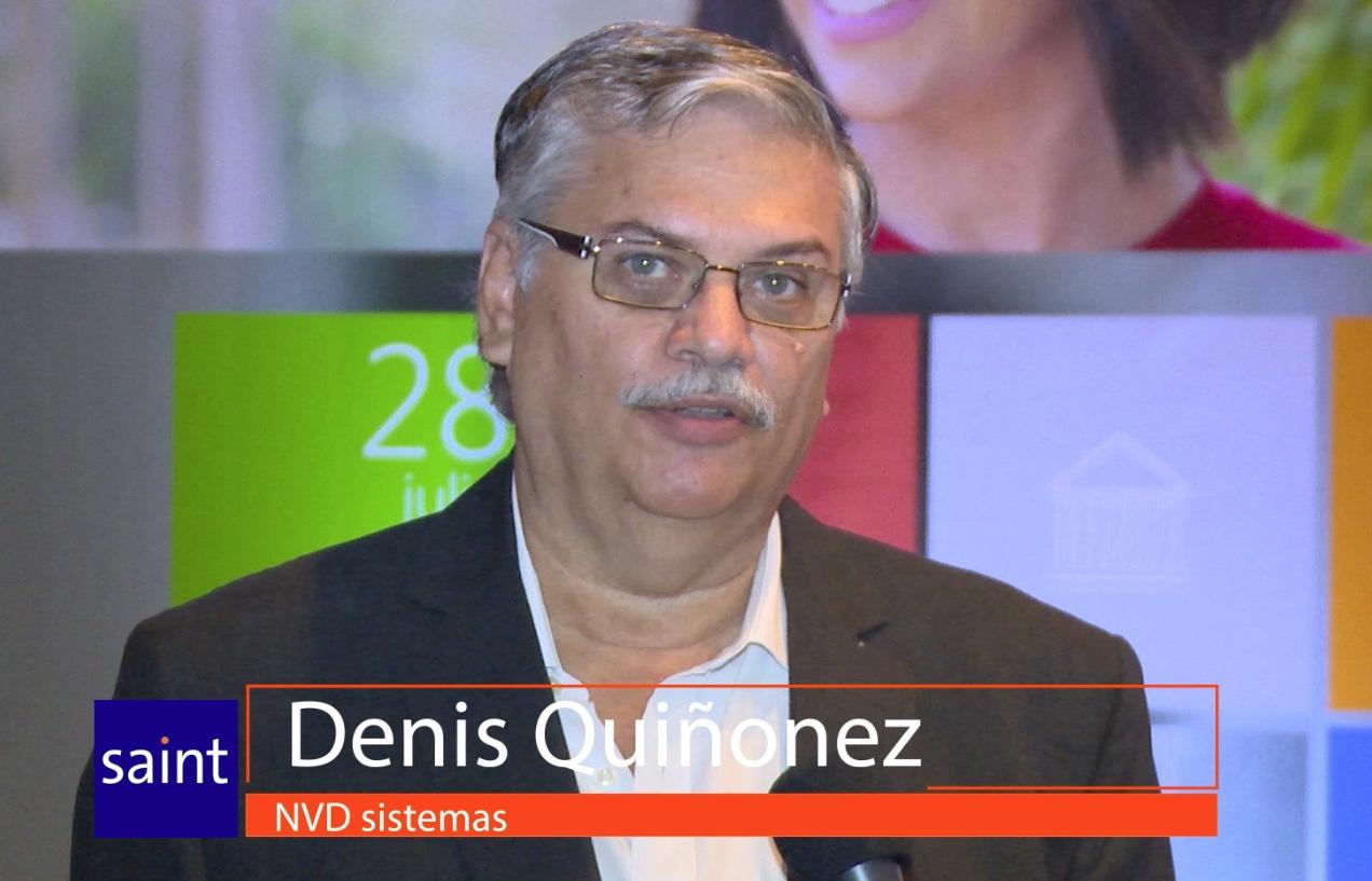 Opinión de Denis Quiñonez, sobre la primera Conferencia de Desarrolladores Saint