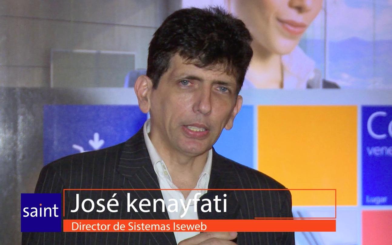 Opinión de José Kenayfati representante de iseweb sobre la Conferencia de Desarrolladores Saint