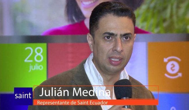 Opinión de Julián Medina, sobre la primera Conferencia de Desarrolladores Saint