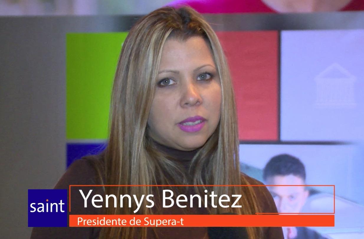 Opinión de Yenny Benitez, sobre la primera Conferencia de Desarrolladores Saint