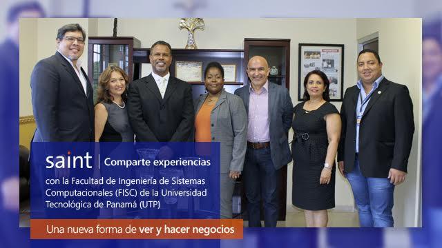 SAINT y FISC buscan establecer Convenio Marco de Colaboración