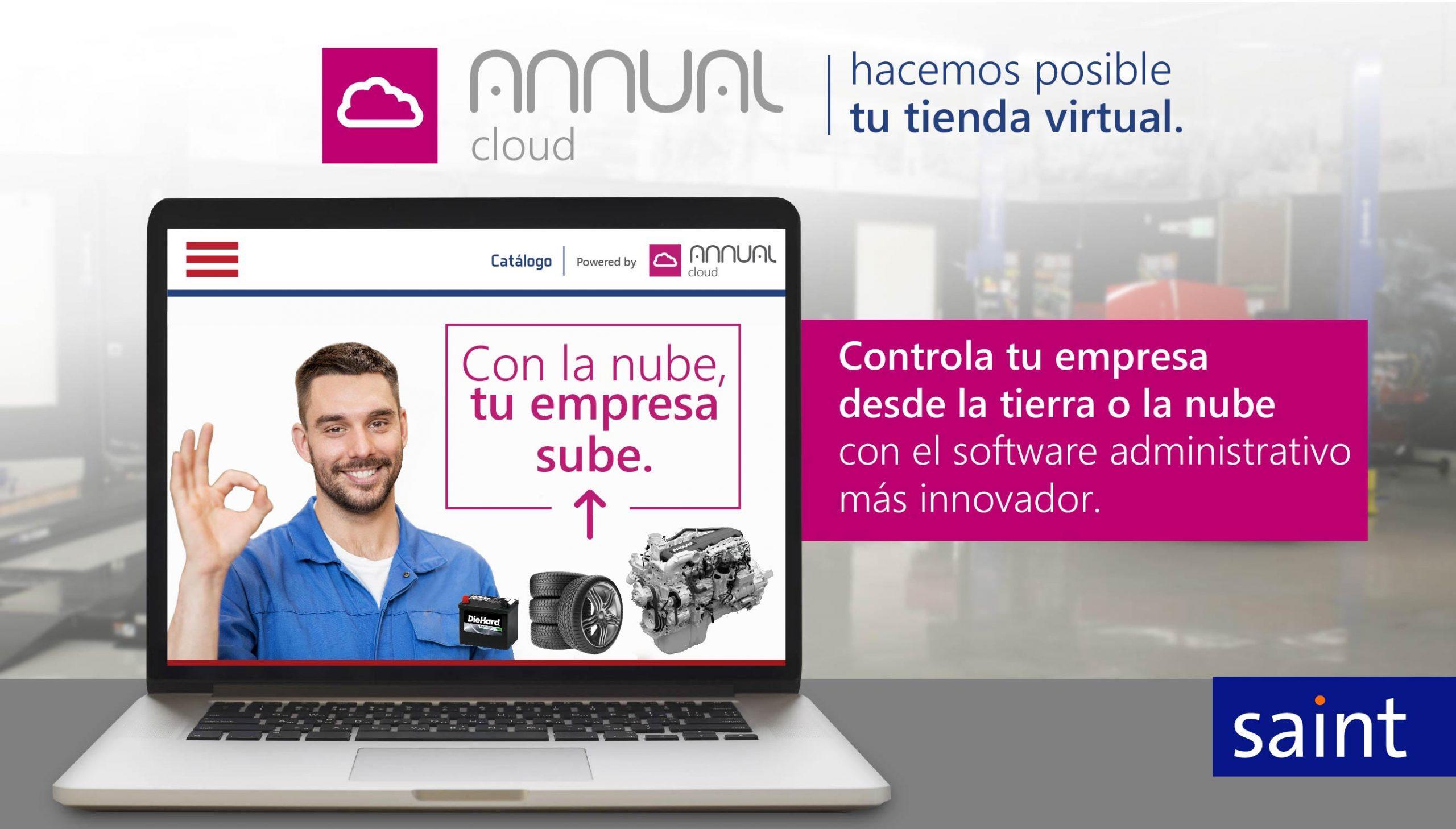 Annual Cloud será la nueva forma de ver y hacer negocios.