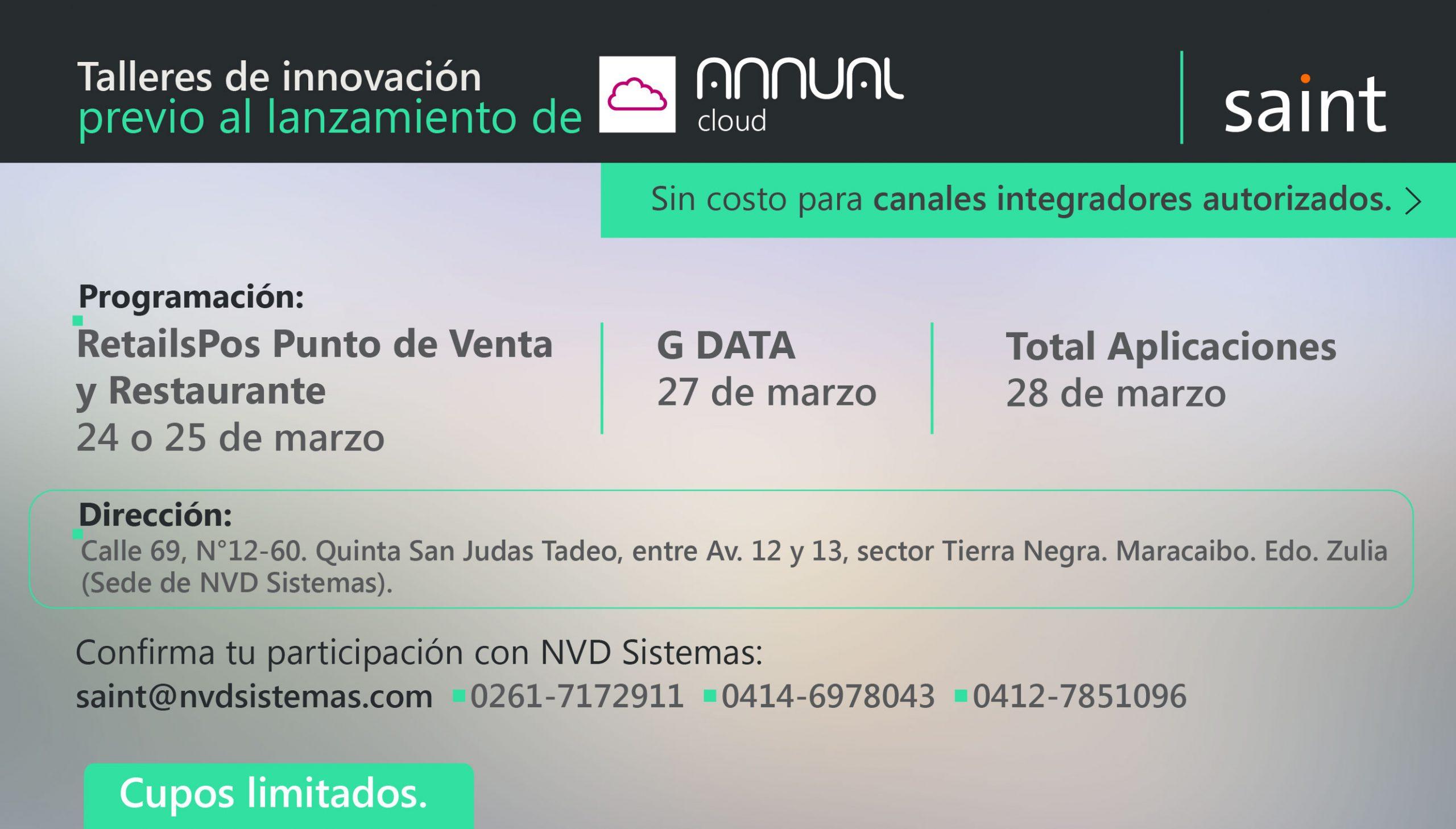 Talleres de aplicaciones de terceros, Maracaibo. Venezuela.