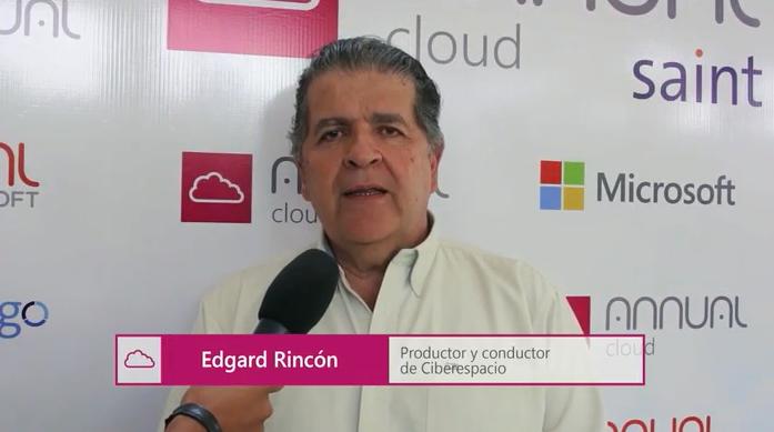 Opinión del periodista Edgar Rincón sobre el Keynote 2017 Annual Cloud