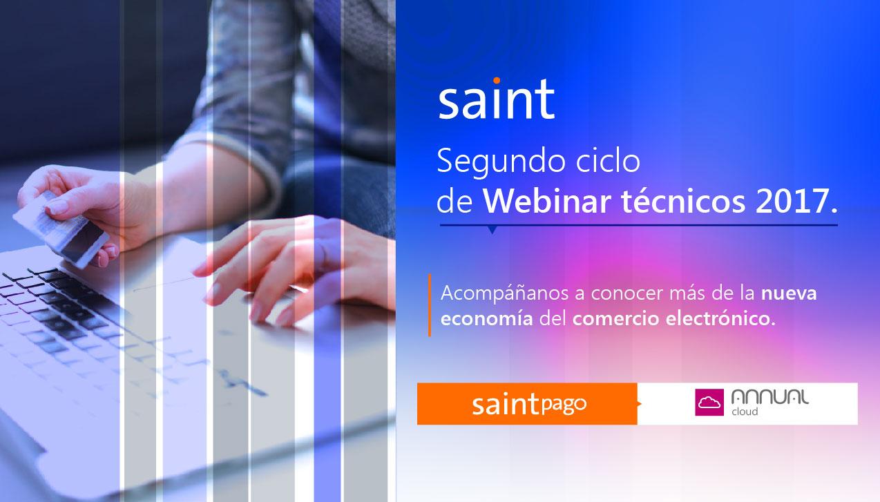 2do ciclo de WEBINAR técnicos 2017