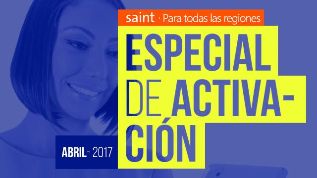Especial de ACTIVACIÓN. Abril 2017. A quien madruga…!