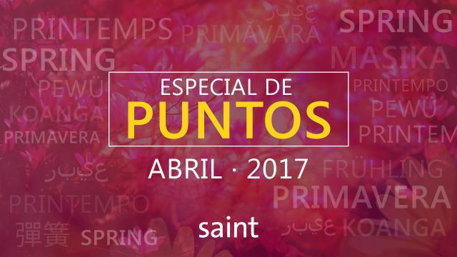 Venezuela: especial de puntos Abril 2017