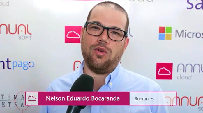 Opinión del periodista Nelson Eduardo Bocaranda sobre el Keynote 2017 de Annual Cloud