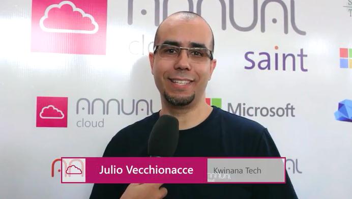 Opinión de Julio Vecchionacce sobre el Keynote 2017 de Annual Cloud