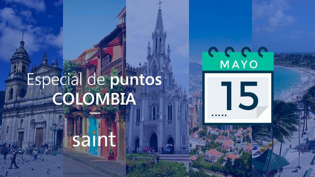 Especial de puntos de activación Colombia, Casa Matriz te recompensa…!
