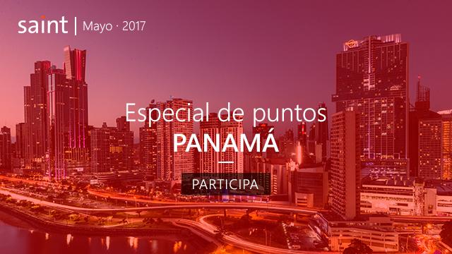 Especial de puntos de activación Mayo 2017 Panamá y Centro América