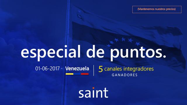Venezuela: especial de puntos Junio 2017