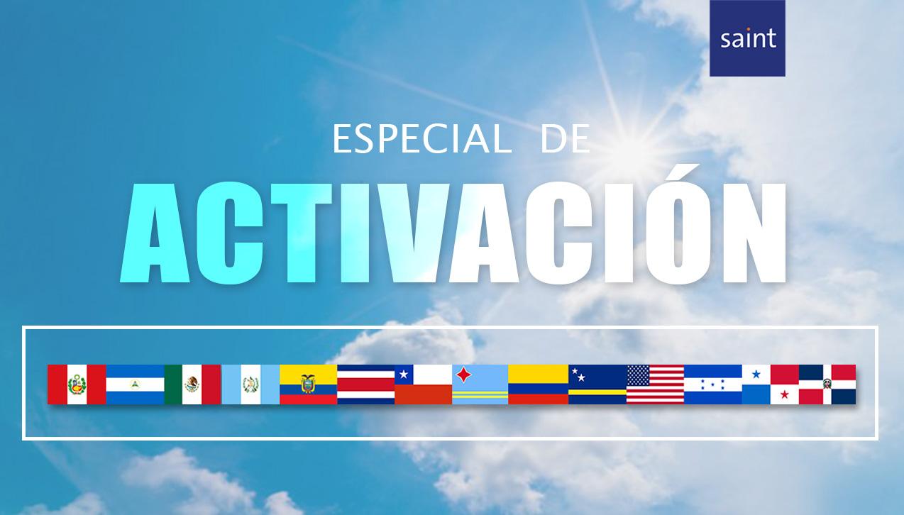 Especial de ACTIVACIÓN «Vacaciones de Agosto 2017»
