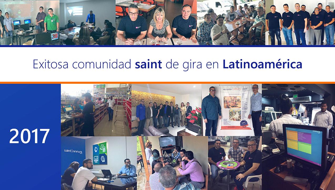 Agosto, de gira comercial en varios países de Latinoamérica