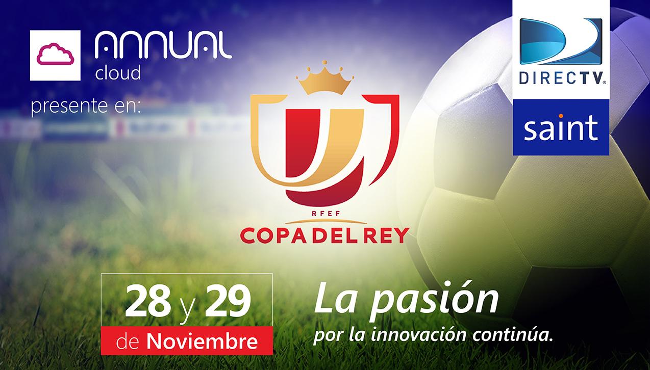 Reanudamos campaña publicitaria con la Copa del Rey