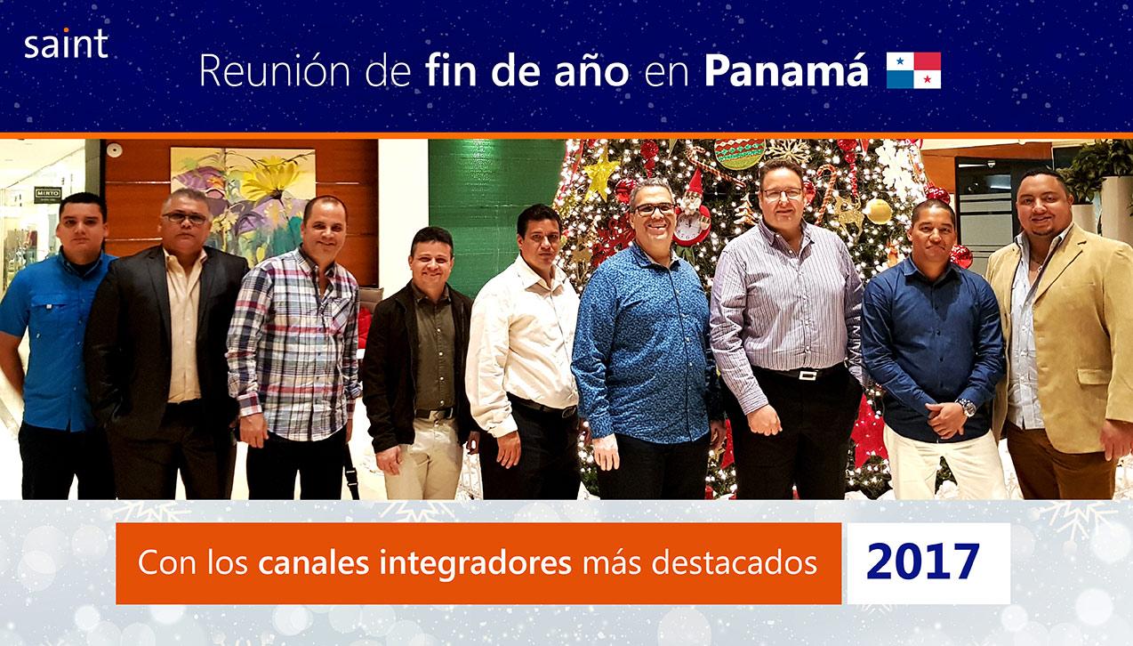 Celebramos exitoso fin de año fiscal 2017 en Panamá.