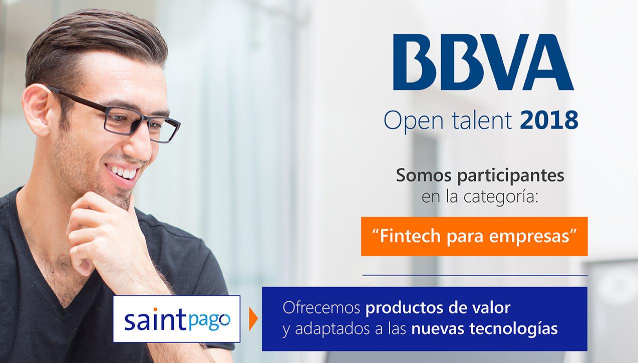 Estamos participando en el Open Talent 2018
