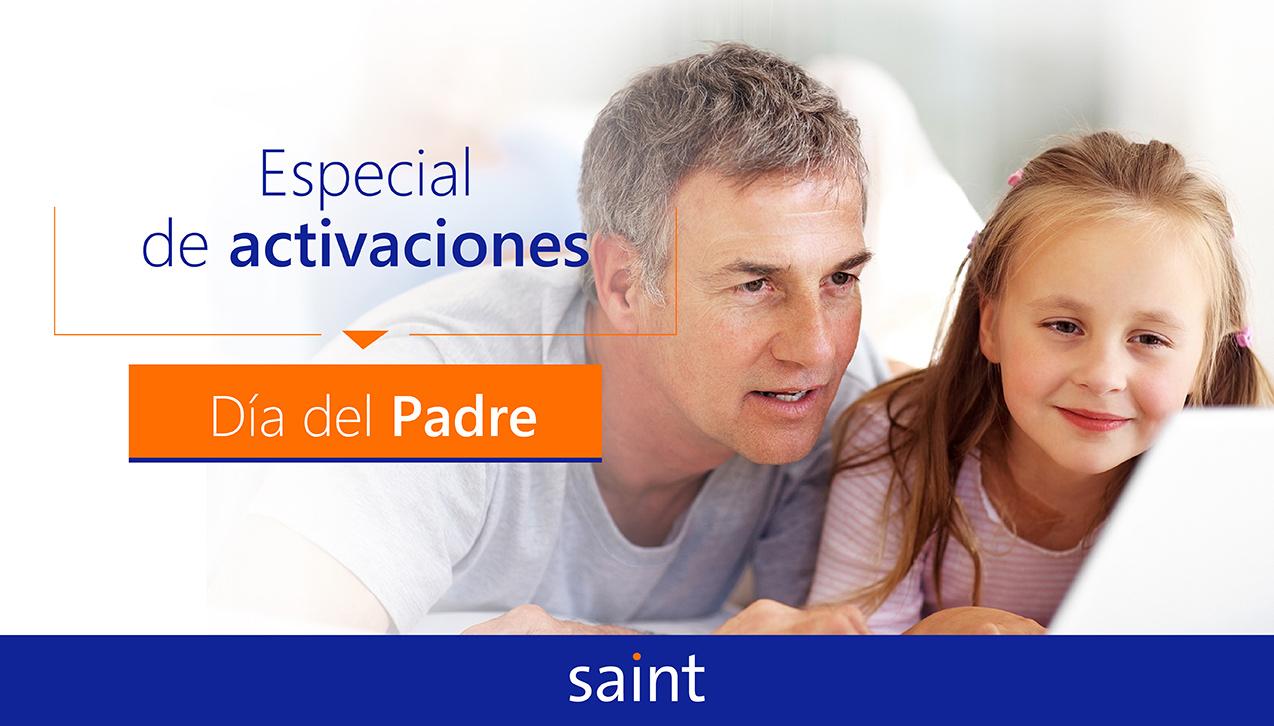 """Especial de activaciones """"Día del Padre""""."""