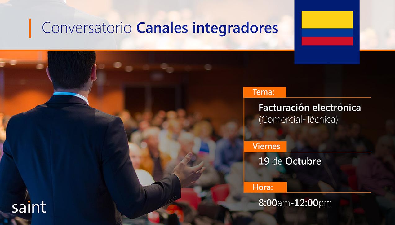 Conversatorio con Canales Integradores Colombia