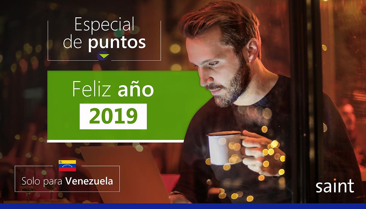 Especial de puntos Feliz año 2019