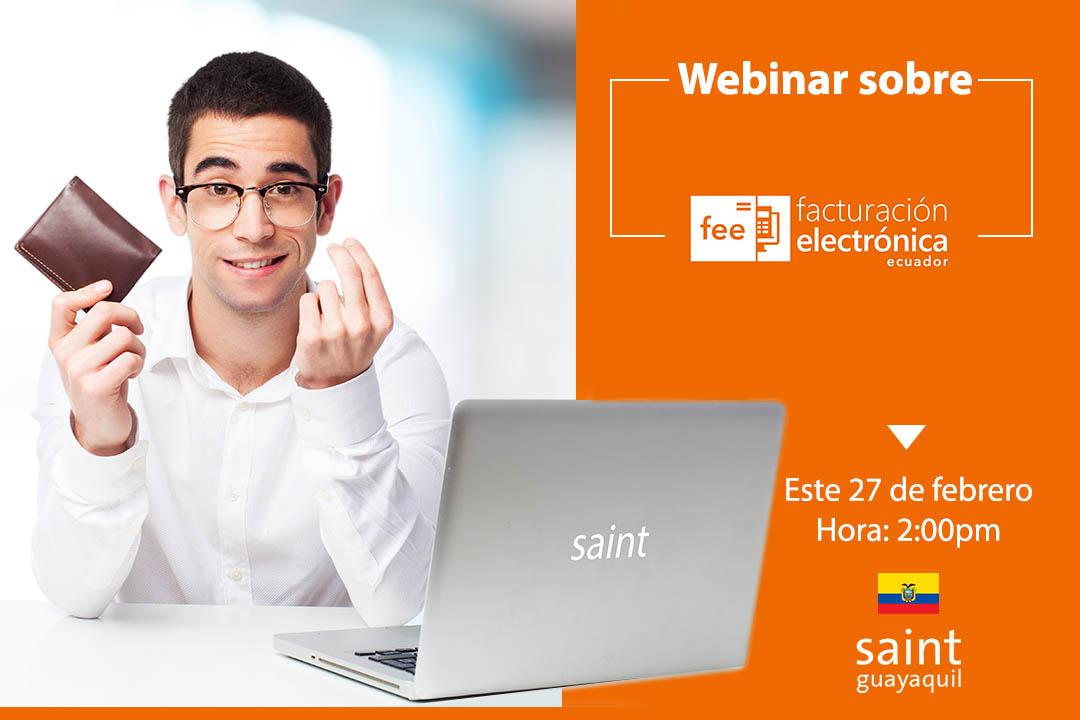 Webinar – Facturación electrónica Ecuador