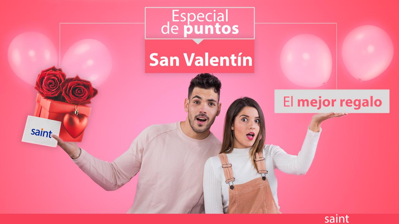 Especial de puntos Combinado San Valentín 2019
