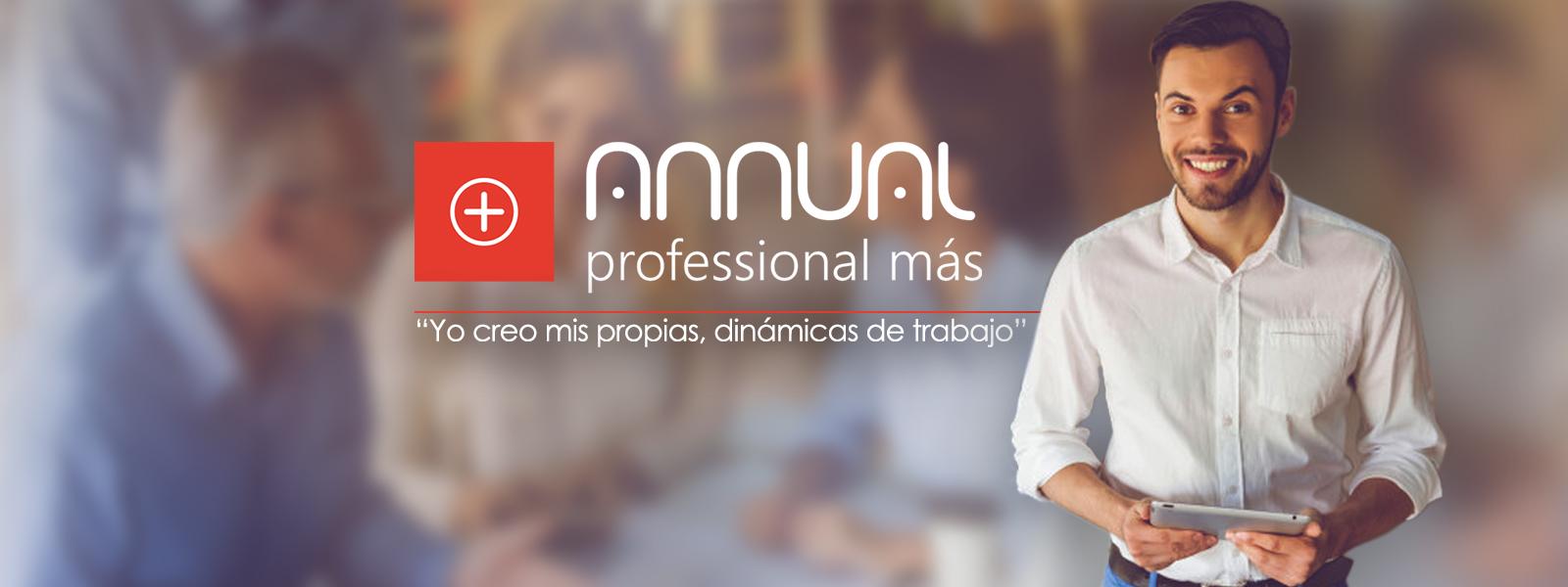 annual professional mas