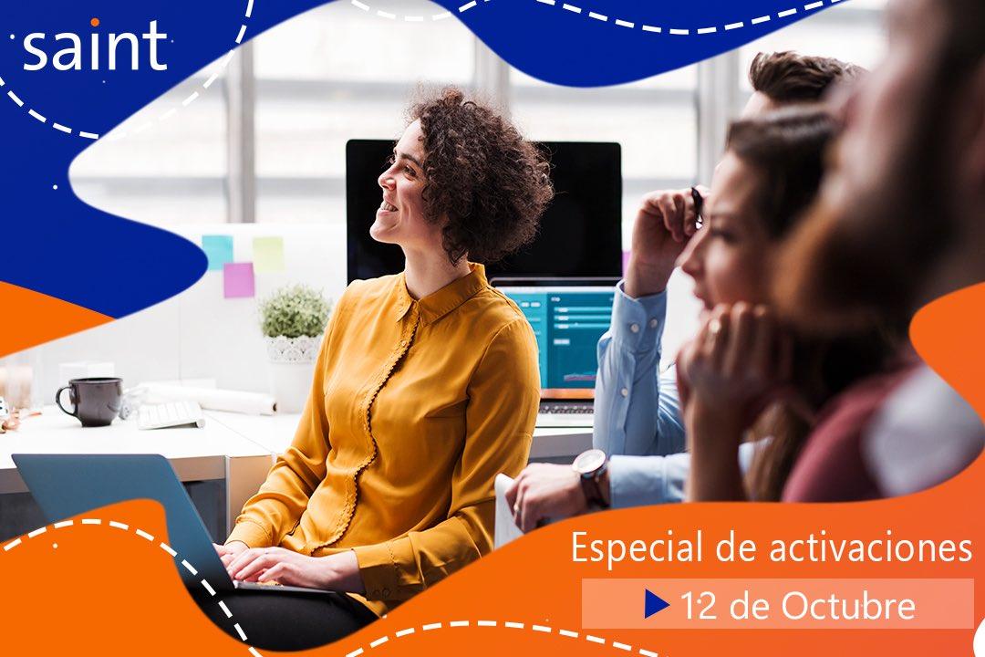 Especial de ACTIVACIONES 12 de octubre 2019