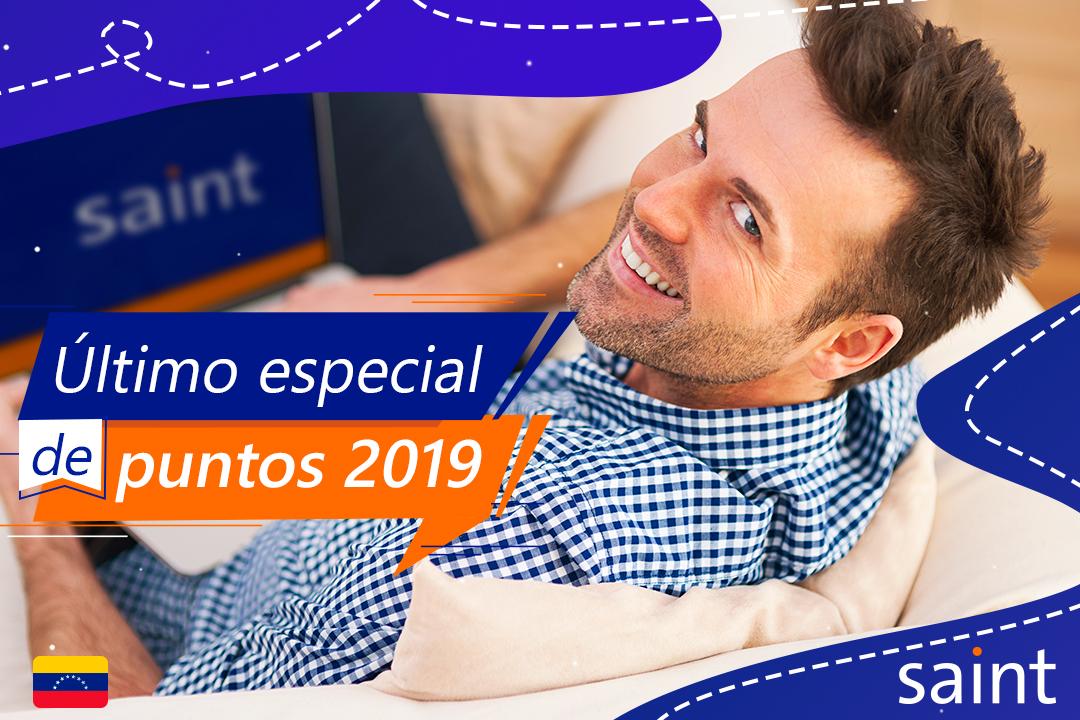 Último especial de puntos 2019, Venezuela.