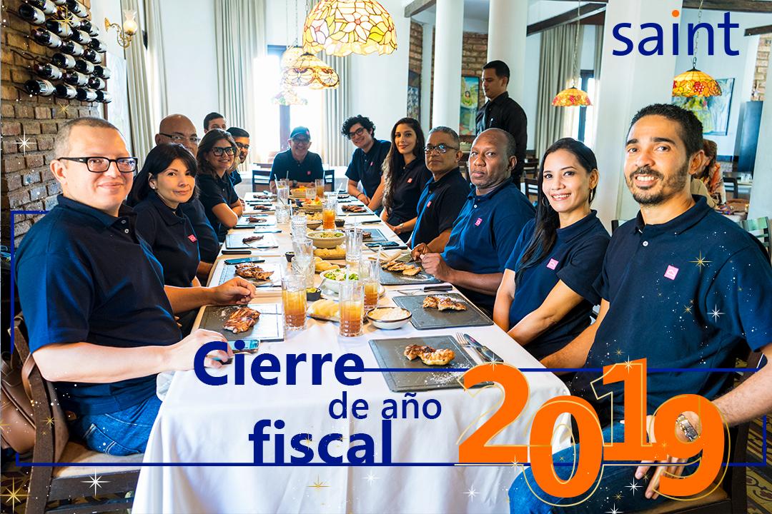 Cierre fiscal de año 2019