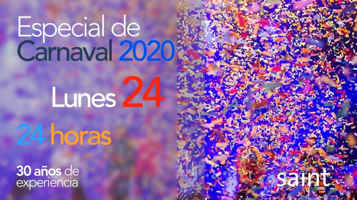 Especial de Carnaval 2020
