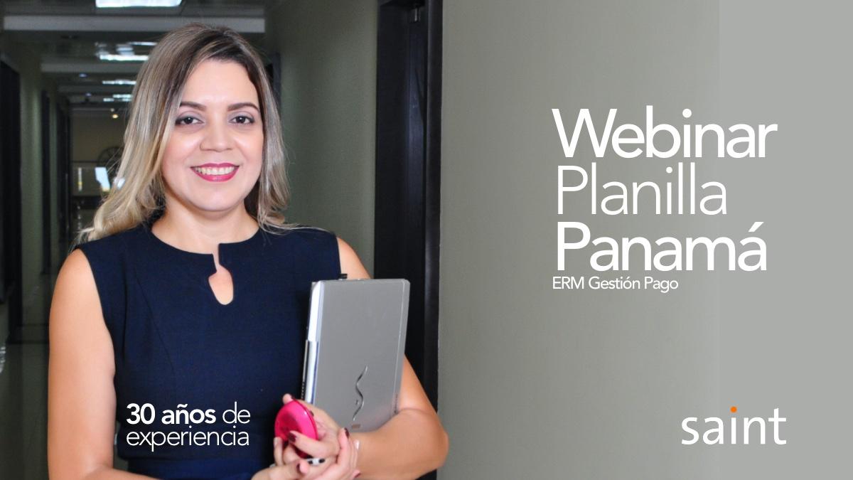Webinar Planilla Panamá