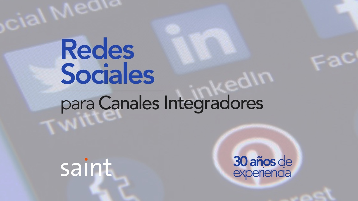 Face-to-Face Workshop exclusivo para Canales Integradores