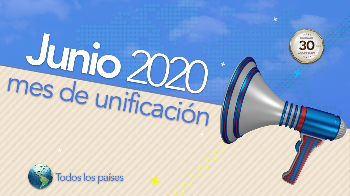 Junio 2020 Mes de unificación de precios en todas las regiones