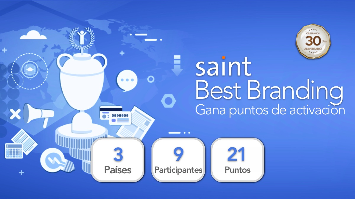 Beneficiados Best Branding Saint
