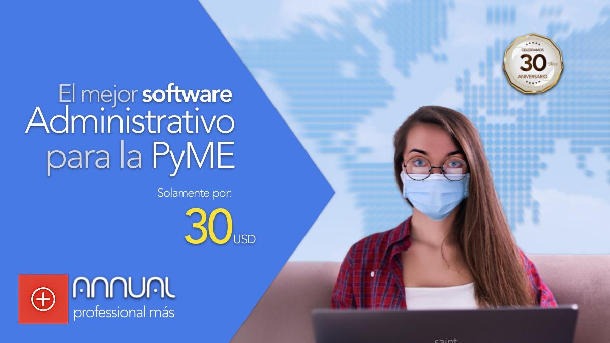 🚀 El mejor software administrativo para la PyME que incluye POS (Point of Sale)