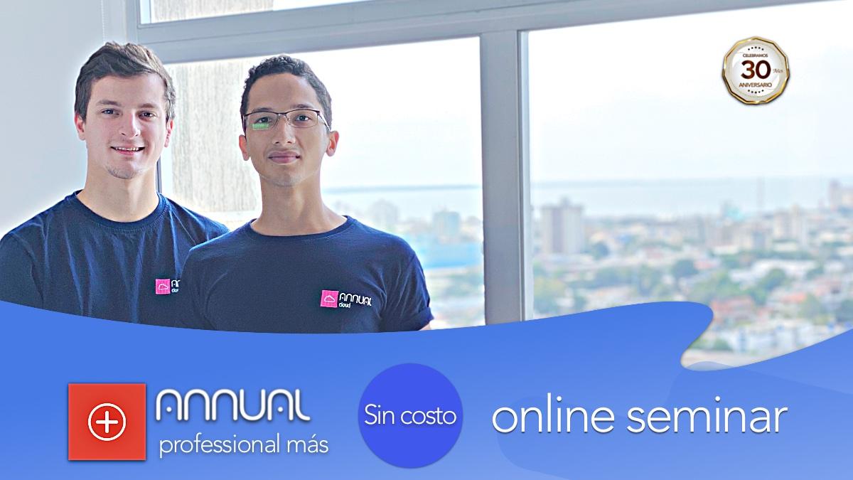 Profesional+ MySQL seminario on line gratuito