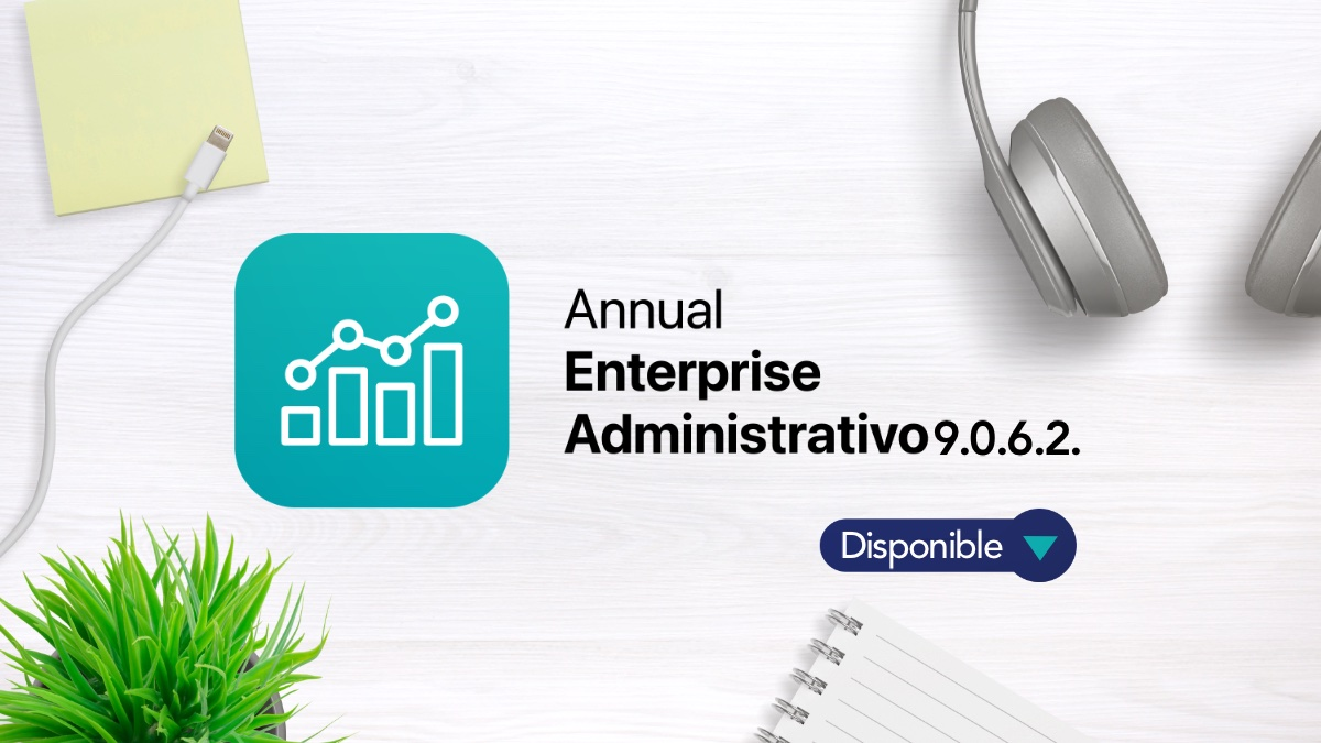 Disponible Annual Enterprise Administrativo 9.0.6.2.