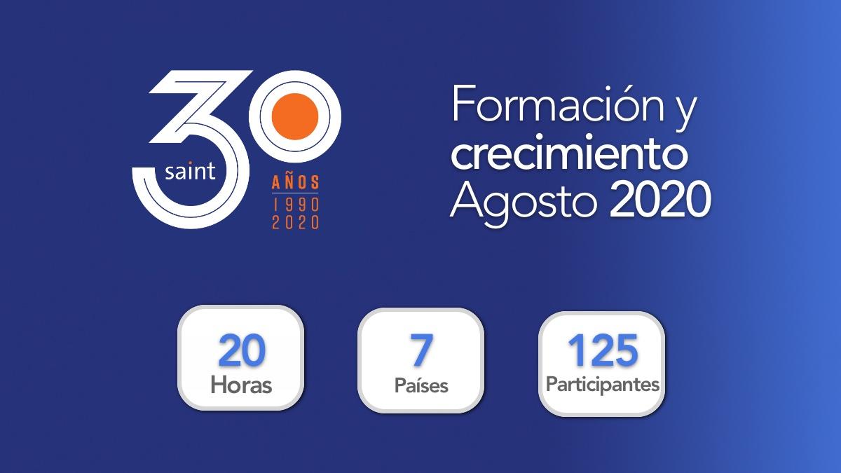 Formación y crecimiento Agosto 2020