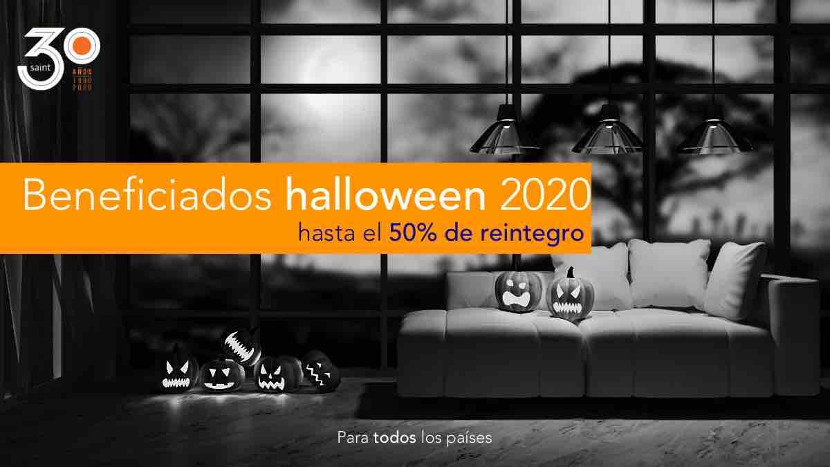 Beneficiados del especial Halloween 2020
