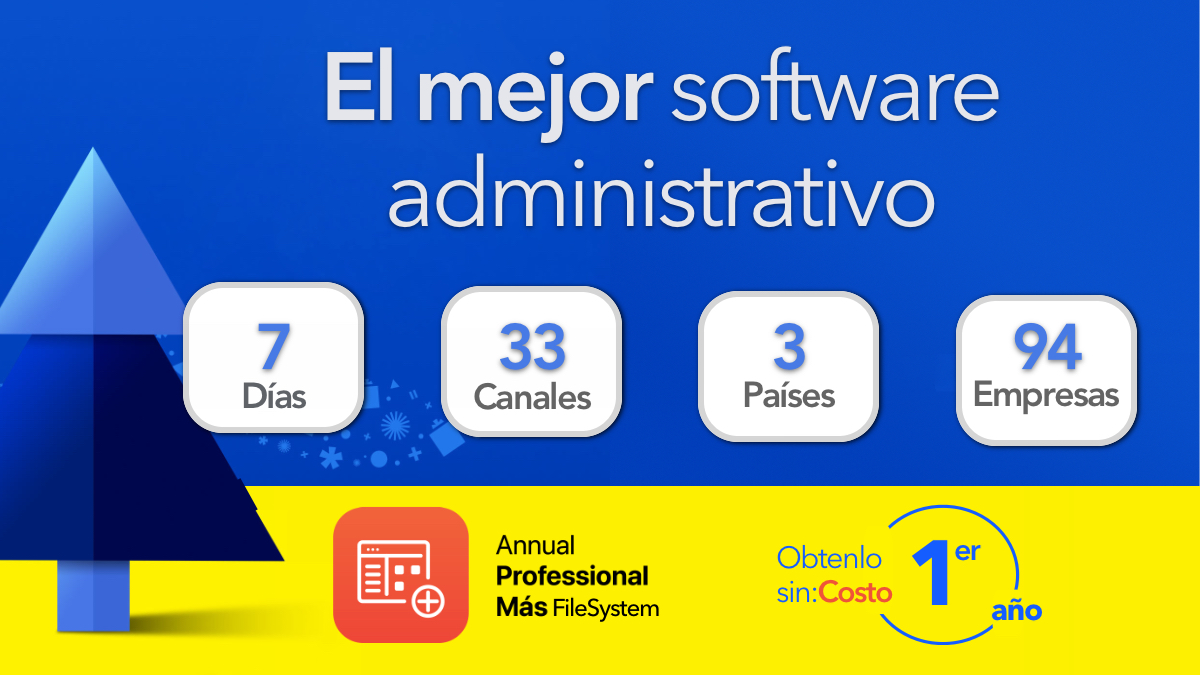 94 empresas beneficiadas con Annual professional +
