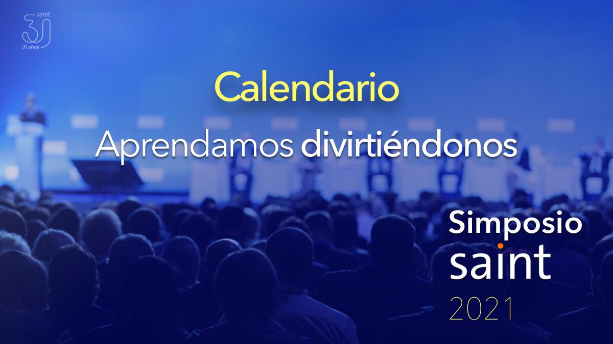 Calendario SimposioSAINT mayo2021