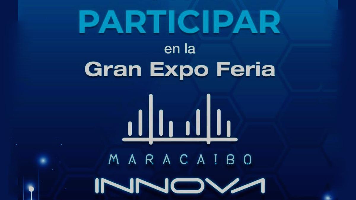 Invitación – Expo Feria Maracaibo INNOVA