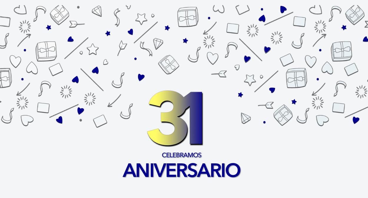 Celebramos con todos los Canales integradores el aniversario 31